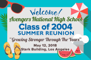 Free Summer Class Reunion Tarp (Preview)