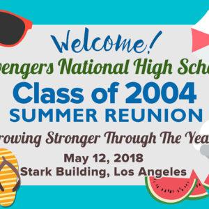Free Summer Class Reunion Tarp (Preview)