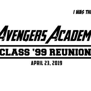 Free Class Reunion T-shirt design
