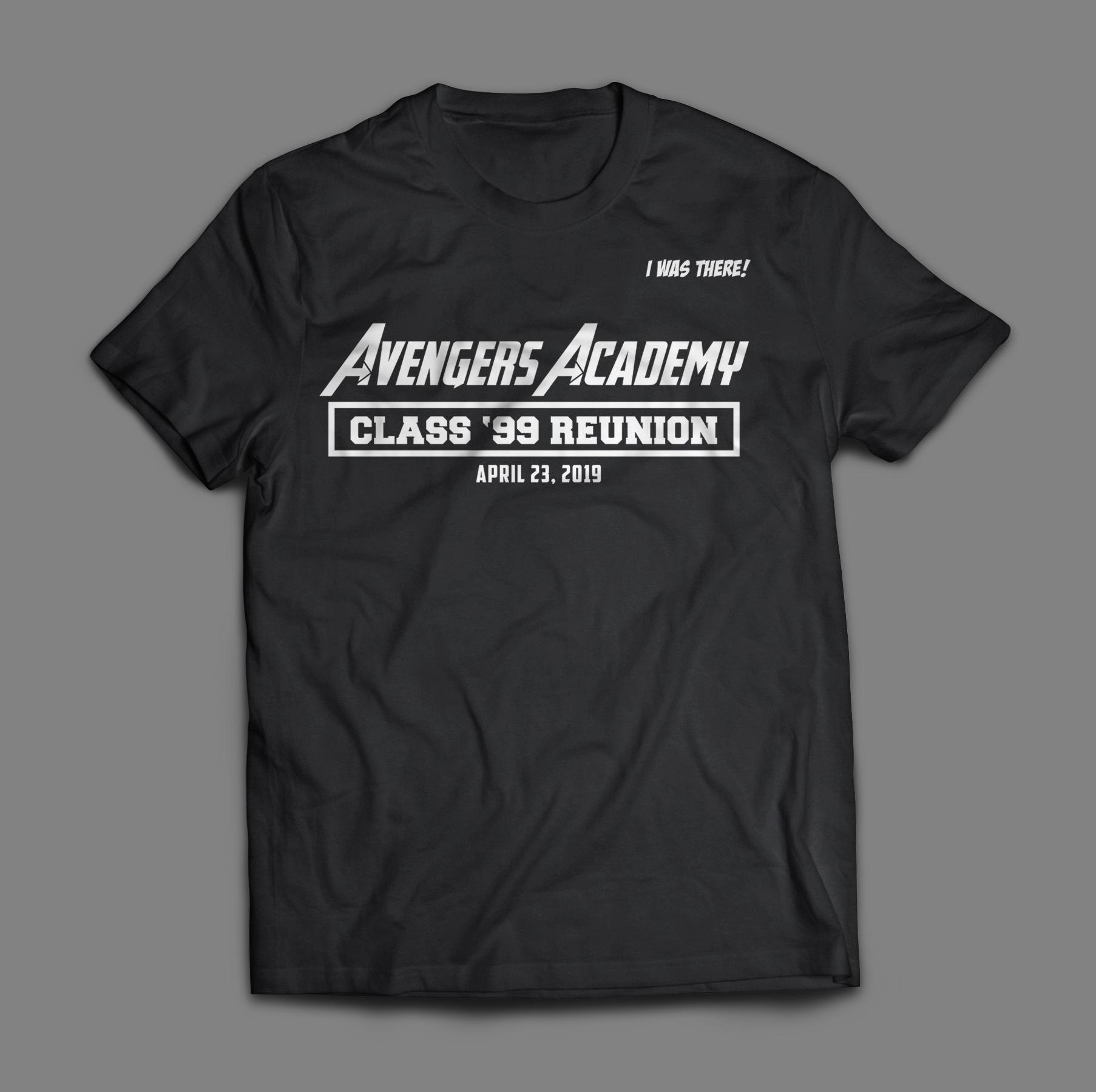 f0229ed72d4 High School Batch Reunion Tshirt Design