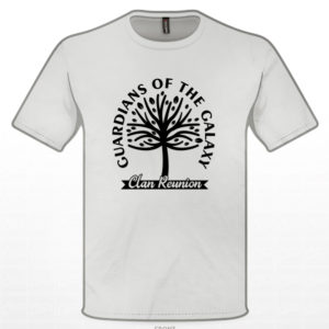 Free Clan Reunion T-shirt design preview